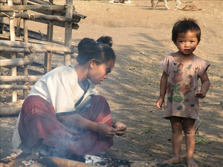 Local tribe