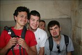 Waiting in line to go up the towers at Sagrada Familia: by alleen, Views[504]