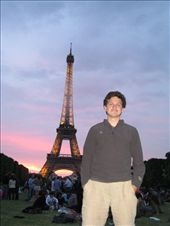 Ghandi and the Eiffel Tower: by alleen, Views[101]
