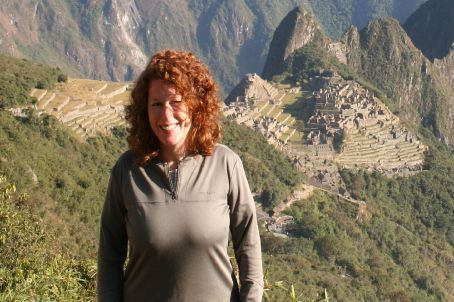 Alleen and Machu Picchu