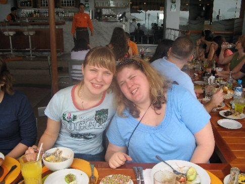 Tasha from the Ukraine and Bess!  :)