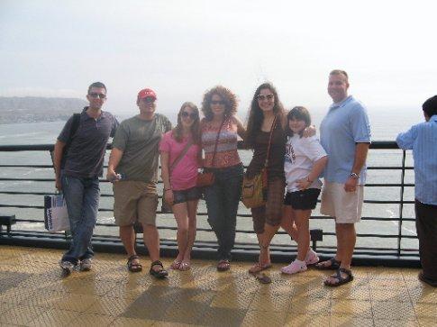 Andrew, Tuan, Abigail, Alleen, Megan, Saracaroline, and Matthew