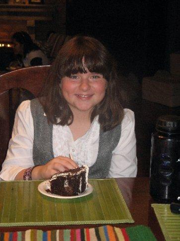 Happy 13th Birthday SaraCaroline!