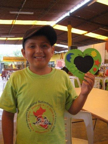 Mi amigo, Nik, from Winchanzao church