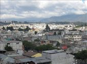 View of Xela from the top of Casa Xelaju, my language school: by alleen, Views[83]