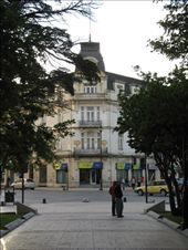 One of the many opulent buildings surrounding Plaza Munoz Gamero.: by alleen, Views[235]