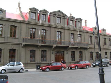 Another opulent mansion on Plaza Munoz Gamero.