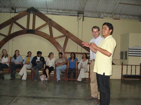 New Year´s Eve Celebration at Larco Church