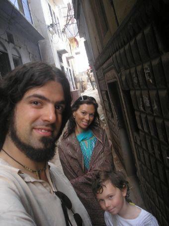 Lost in Varanasi