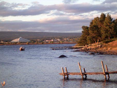 Hamar, Mjosa, the Vikingship