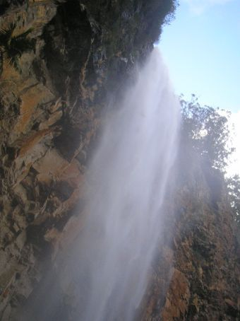 Springbrook is a water fall haven