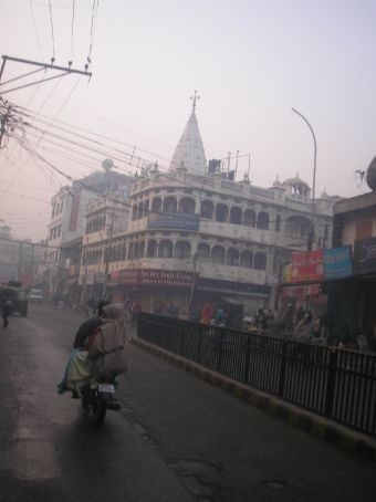 Amritsar, early morning