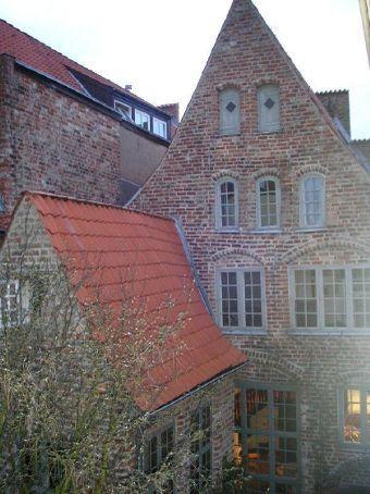 Lubeck. A gorgeous romantic little place.