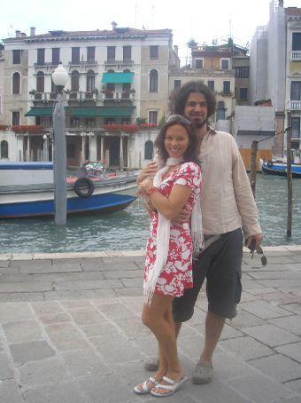 When in Venice...