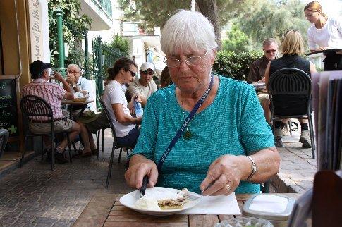 Dessert in Monterosso