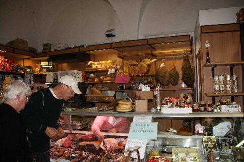 Purchasing Wild Boar salami