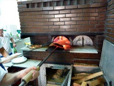 Pizza oven da Michele
