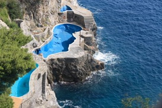 The Best Swimming Pool Ever Amalfi Italy