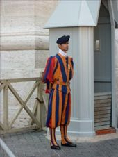 Swiss Guard, St Peters: by almost_italian, Views[254]