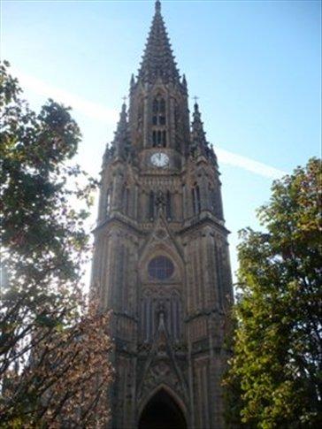 Cathedral, San Sebastian