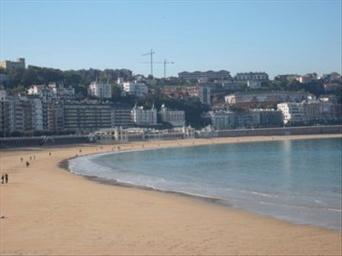 Beach, San Sebastian