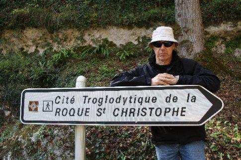 Paul at Rogue St Christophe