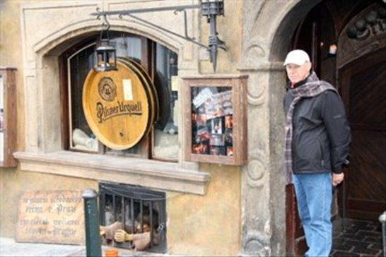 Templars tavern, oldest in Prague