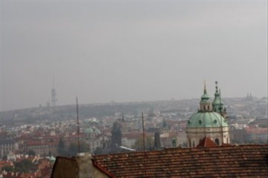 Views from Castle, Prague