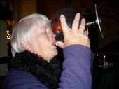 Even granny had a go, notice closed eyes!: by almost_italian, Views[233]