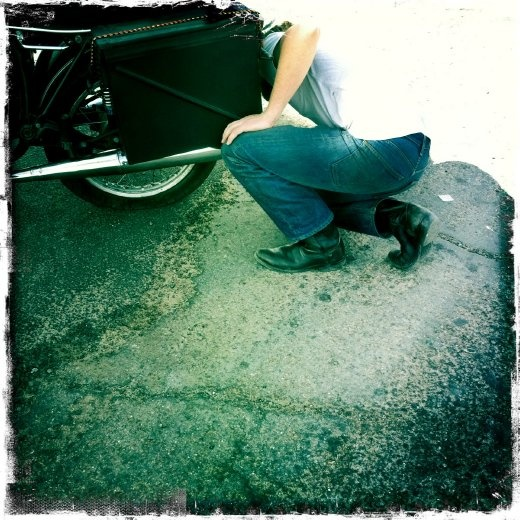 Flat tire in Truth or Consequences, NM. Of all places...