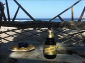 We rode to the town of Mulege, and greeted the Sea of Cortez with a frosty beer. : by alpiner84, Views[205]
