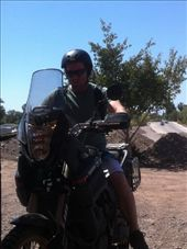 Charlie's helmet was stolen in Mulege. Check out his replacement. : by alpiner84, Views[306]