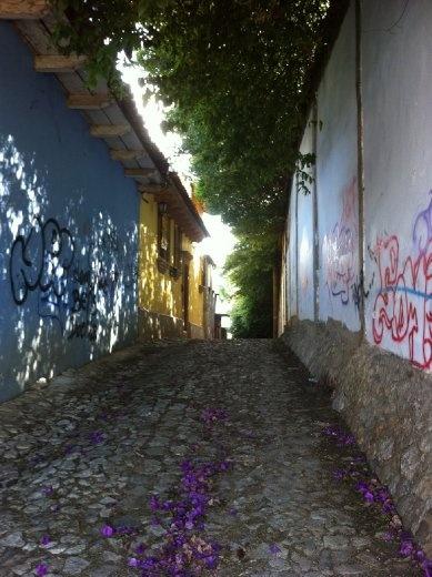 Street views of San Cristobal de las Casas.