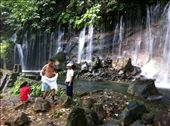 Waterfalls in Juayùa, which have actually provided hydropower to the town since 1976! Go El Salvador!: by alpiner84, Views[396]