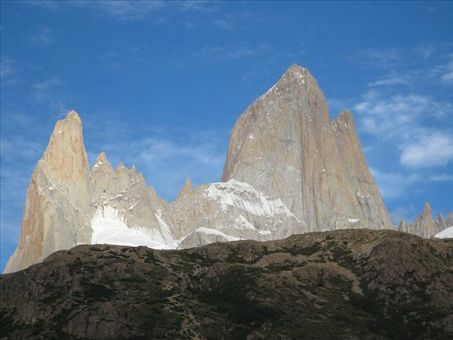 Fitz Roy in all its glory!