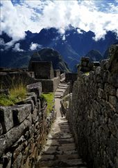 Surrounded by history: