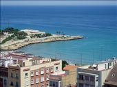 Costa Brava. This is actually the view from Tarragona. Que bonita, no?: by alysandjess, Views[223]