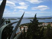 Climb the hill to the castle in Hvar and this is the view.: by alysandjess, Views[301]