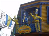 The colorful neighborhood of La Boca: by alyssa_schwartz, Views[191]
