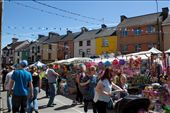 Gathering day at the Puck Faire draws families and vendors to the streets of Killorglin eager to experience Ireland's Oldest Faire. : by amandaheigel, Views[324]