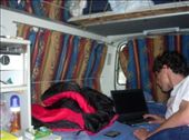 Life inside the Ambassador van: by ambassador, Views[610]