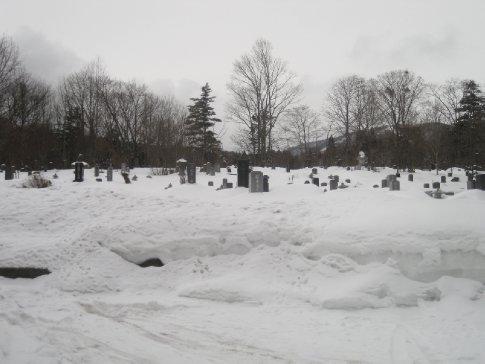 Graveyard, Togakushi