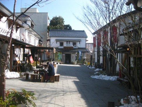 Off Chou-dori, Nagano