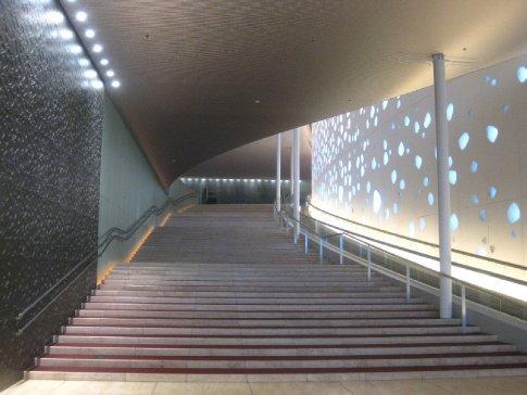 The impressive Matsumoto Performing Arts Centre