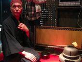 Tea Master, Mr. Maruyama, Andon Ryokan, Tokyo: by amy_palfreyman, Views[461]