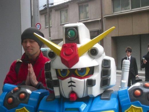 Tatsuya and buddy