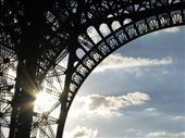 Waiting in line at the Eiffel Tower: by amywashere, Views[150]