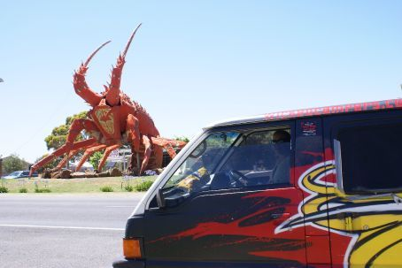 Ok, it's a Big Lobster, why?