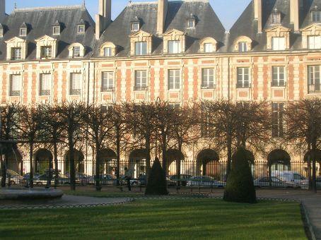paris in jewish district