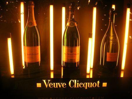 massive bottles of champagne :)